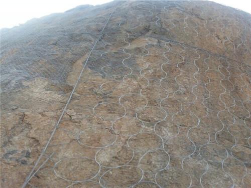 魏县公路边坡防护网厂家加固方式