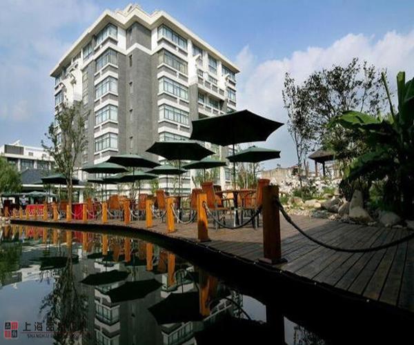 上海南汇区酒店装璜设计一间多少钱