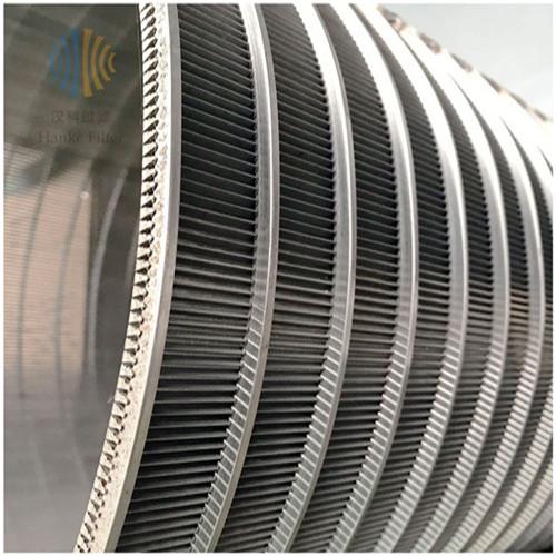长宁区金属粉末烧结滤芯性能参数