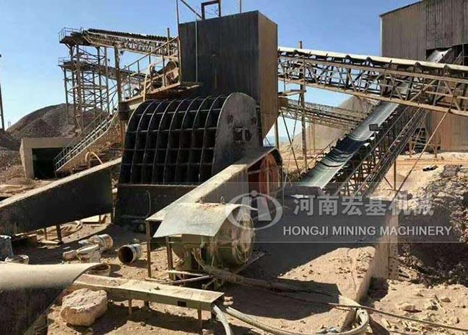 桂林大型砂石破碎机有哪些规格?多少钱一套?-机械社区图片
