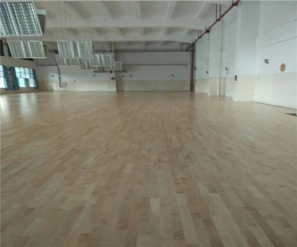 魏县体育馆木地板厂家翻新,焕然一新