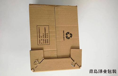 胶州瓦楞飞机盒纸箱厂家-食物包装纸箱厂-城阳