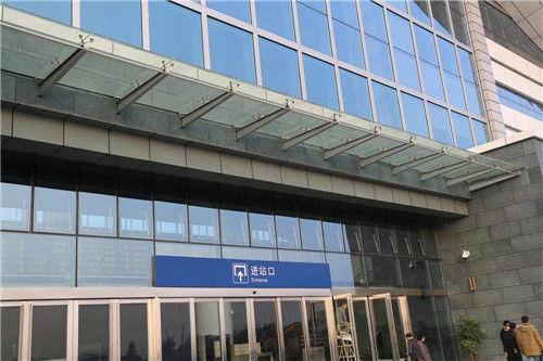 江苏玻璃幕墙设计