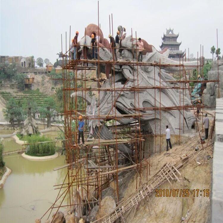 北京朝阳区景观水泥雕塑订购