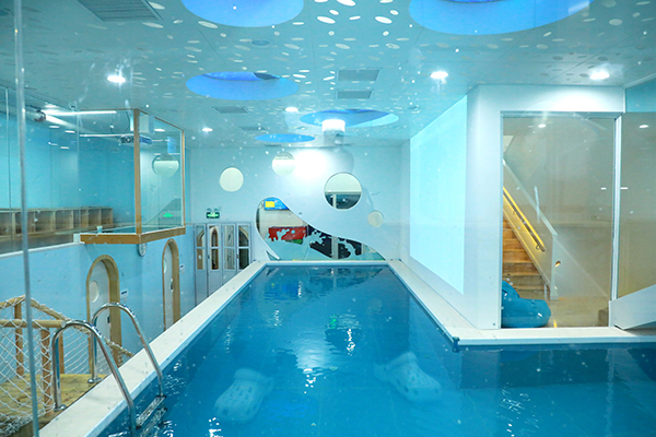 广州加盟亲水能量馆亲子游泳馆到底好不好