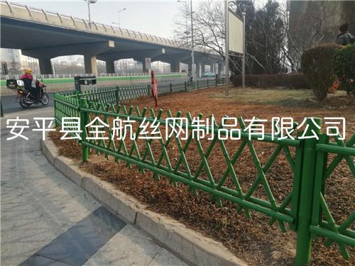 曲周绿化仿竹篱笆厂家安装