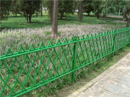 凤县农村仿竹围栏科技含量