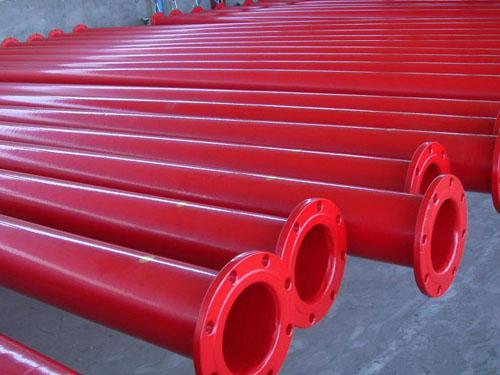 郑州涂塑钢管出厂价格