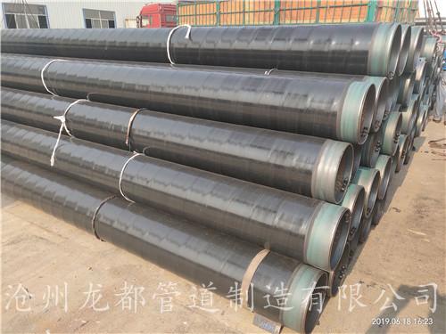 加强级防腐直缝钢管价格