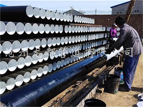 湖北环氧煤沥青重防腐钢管采购