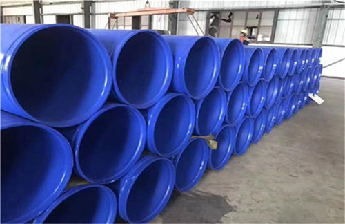 和龙供水用内外涂塑钢管厂家最新行情