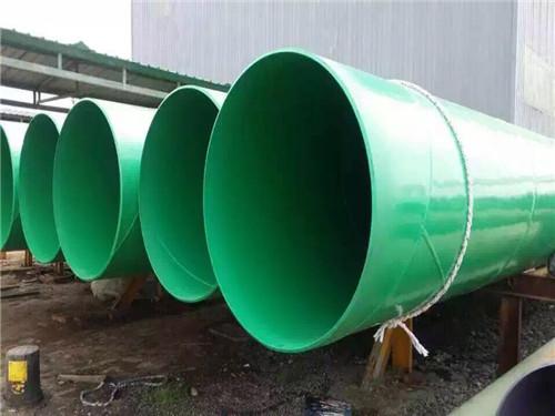 岚皋矿用瓦斯排放涂塑钢管给水涂