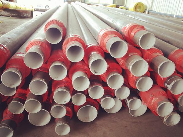 镇安高密度聚乙烯直埋保温管生产