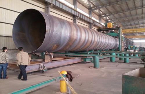 济阳自来水管道工程用螺旋焊管厂家价格