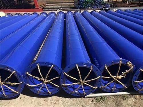 通渭钢套钢保温弯头生产厂家创新发展
