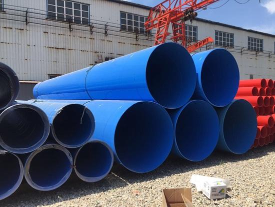 洋县内外涂塑无缝钢管技术标准