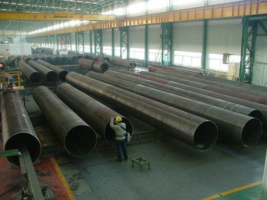 温县逃生通道用螺旋钢管优质钢材