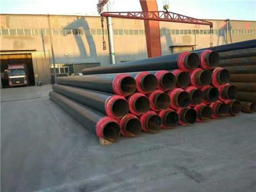 福安市高温输热用预制直埋保温管的保温大型生产厂家