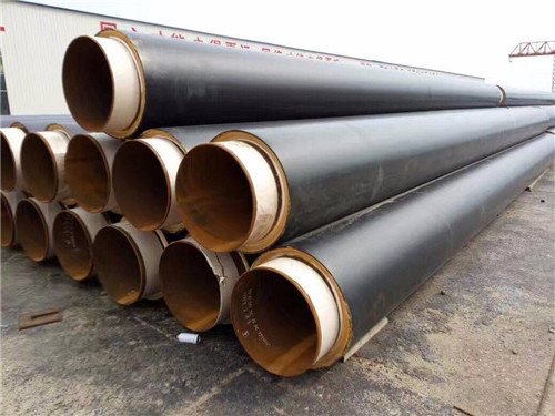 邱县聚氨酯钢套钢保温管专业生产