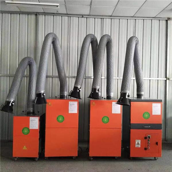 万源焊接烟尘净化器价格便宜产品