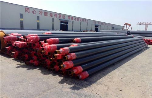 霞山区钢套钢直埋保温螺旋钢管价