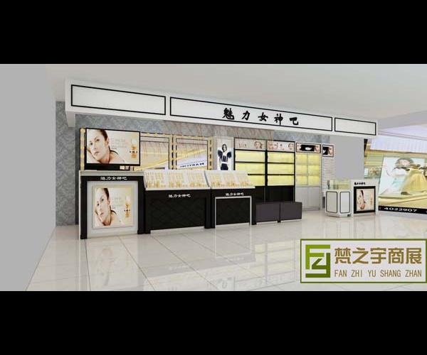 沈阳女鞋展柜厂家哪里好-梵之宇装饰工程设计图片