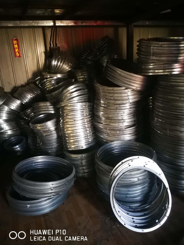 河北省雄县不锈钢矩形通风管生产