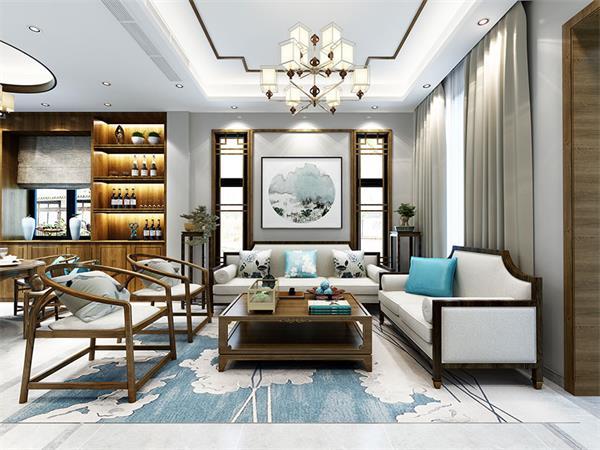 4,家具:欧式风格所搭配的家具,与硬装修上的欧式细节应当是相称的,与