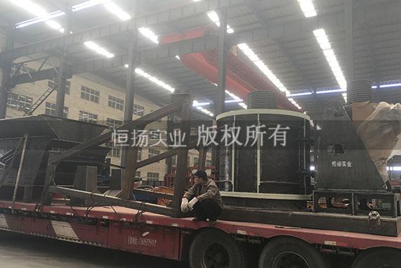 江苏鹅卵石制砂机厂家