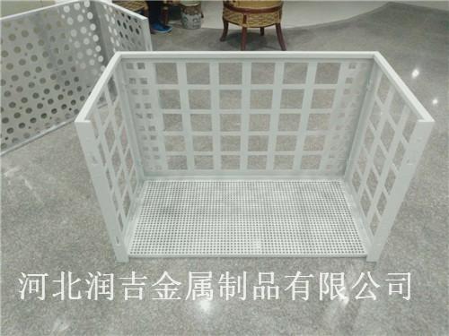 长乐市风景画穿孔铝板生产工艺要