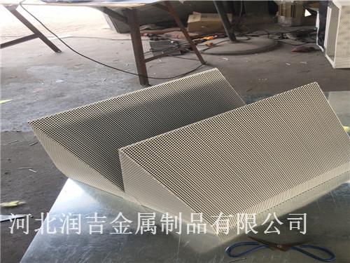 福安市外墙装饰网板厂家结构统一