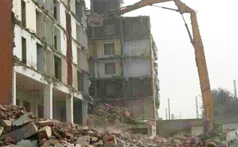 六安办公楼拆除客户至上