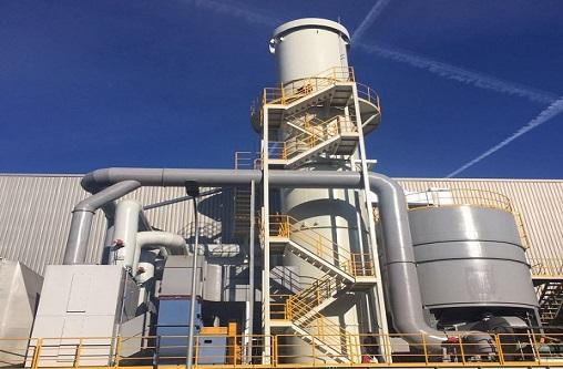 达州小型废气处理设备的优点