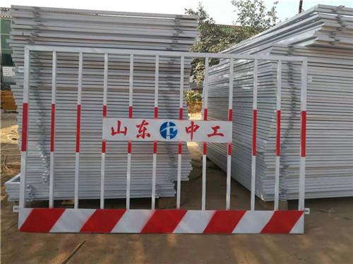 霍州临时基坑护栏厂家造价
