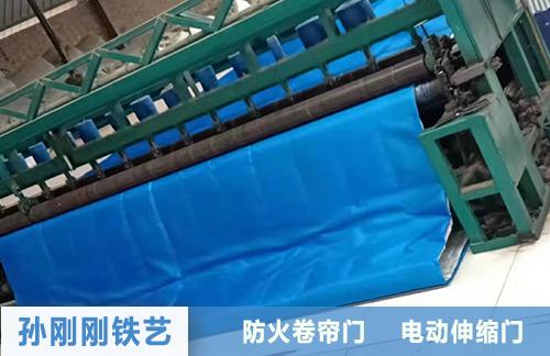 天津东丽区快速门产业分析