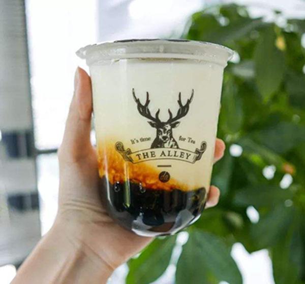 辽宁省海城市品牌奶茶加盟连锁店