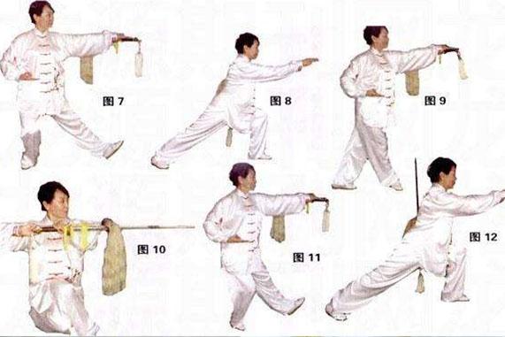温县张志俊搏击太极拳如何练
