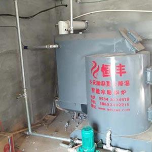 生物质地暖锅炉联系厂家