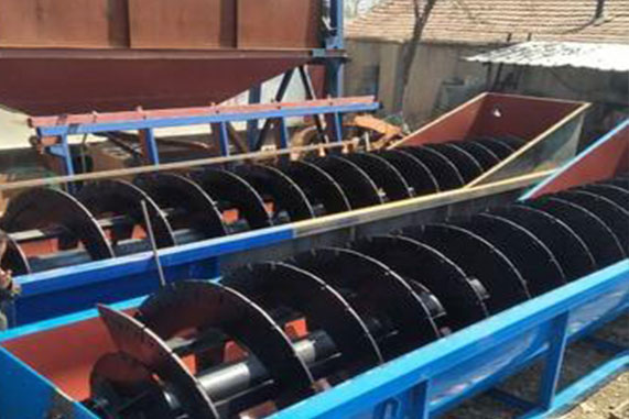 福建中小型螺旋洗砂机在购买时候
