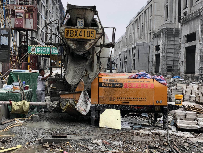 霍州大型混凝土泵点击查看