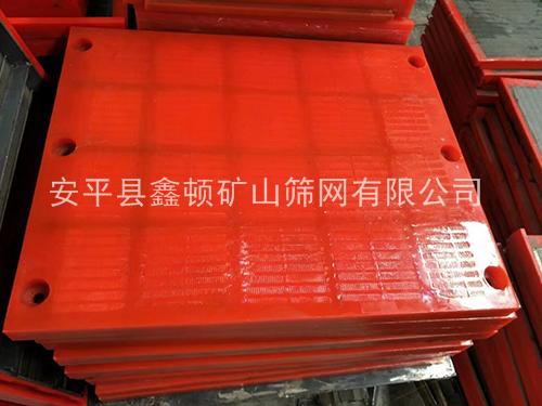 鸡泽聚氨酯耐磨筛板批发零售
