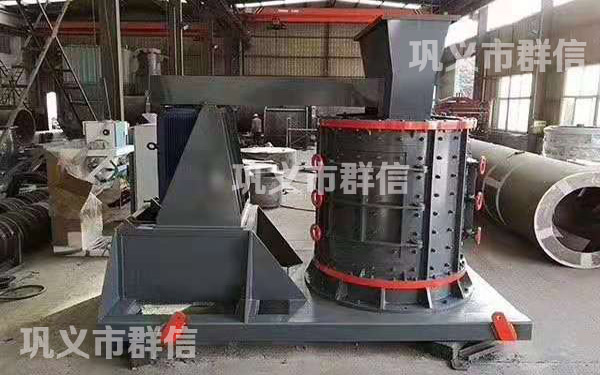 略阳小型立轴式制砂机供应商